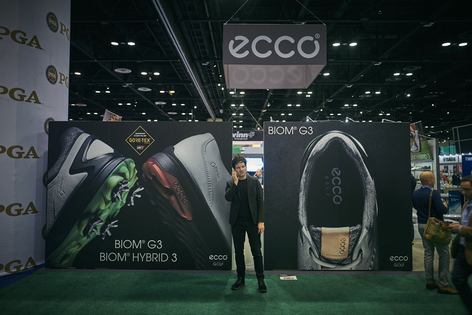 outlet store dc8ea c4319 Mike Meyer / ecco global campaign orlando